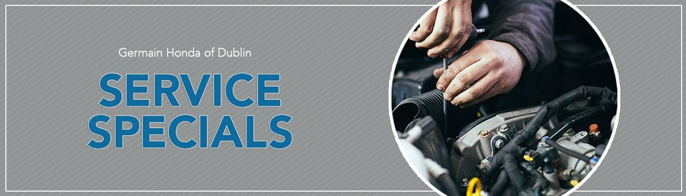 Germain Honda Service >> Auto Service Specials Germain Honda Of Dublin Near Marysville