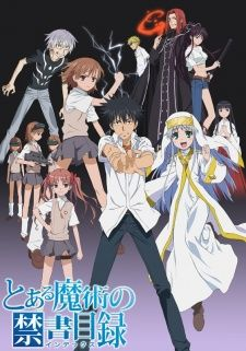 Toaru Majutsu no Index's Cover Image