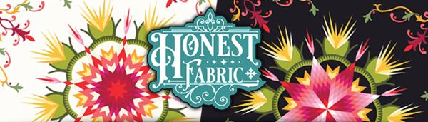 Quiltworx is partnering with Honest Fabric