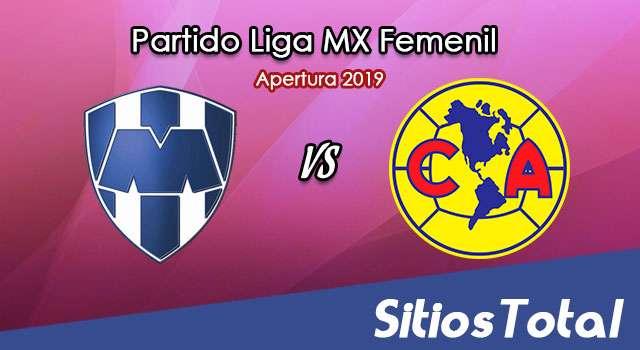 Ver Monterrey vs América en Vivo – Semifinal Partido de Vuelta – Liga MX Femenil – Apertura 2019 – Lunes 25 de Noviembre del 2019