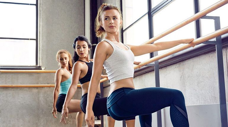 The Barre Workouts to Try at Home