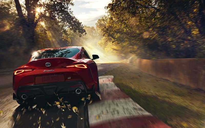 2020 Toyota Supra Performance