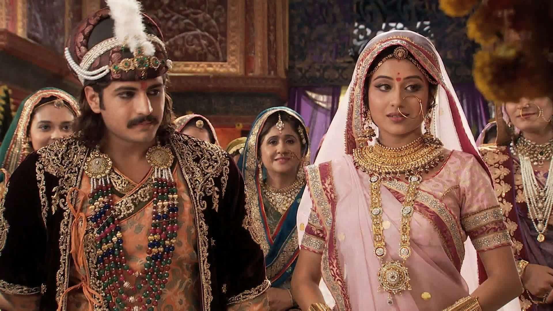 المسلسل الهندي التاريخي جودا أكبر الجزء الثاني (2013) [مدبلج] كامل 1080p تحميل تورنت 23 arabp2p.com