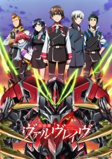 Kakumeiki Valvrave 2nd Season's Cover Image