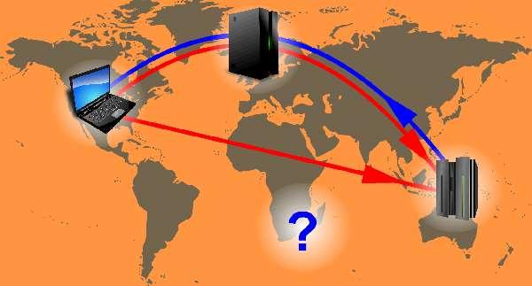 С чем связан тайм-аут прокси-соединения?