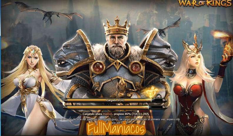Actualizacion War Of Kings Hack con CE trainer