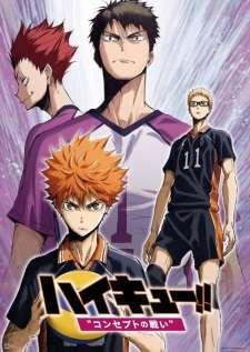 Haikyuu!! Movie 4: Concept no Tatakai's Cover Image