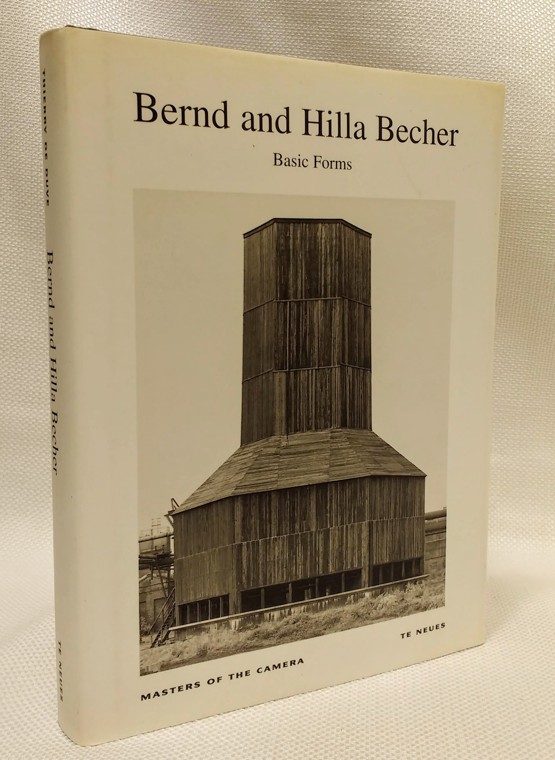 Basic Forms (Masters of the Camera), Becher, Bernd; Becher, Hilla
