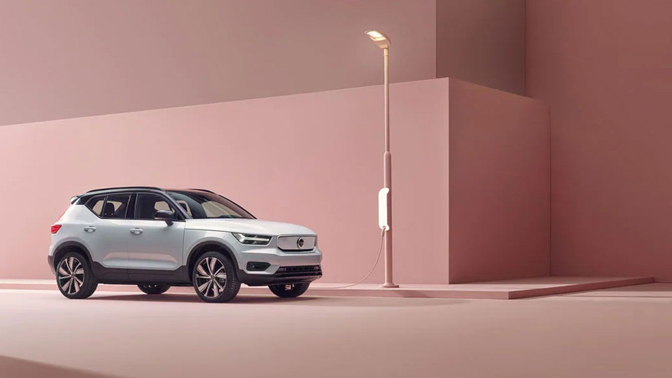Volvo's 2025 Electrification Strategy