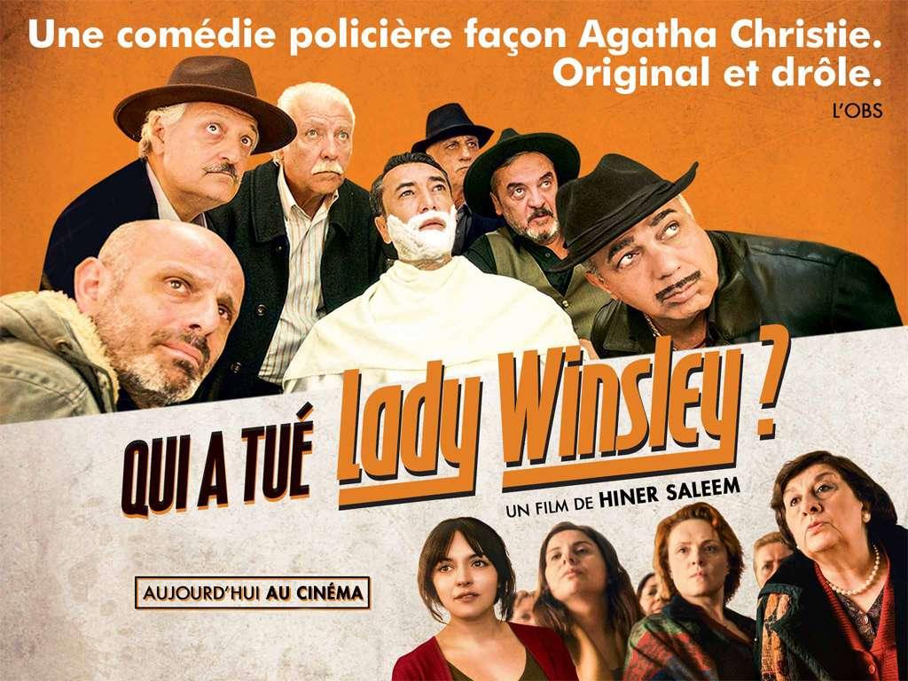 Ποιος Σκότωσε τη Λαίδη Γουίνσλεϊ; (Who Killed Lady Winsley?) - Trailer / Τρέιλερ Movie