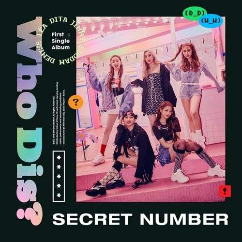 Secret Number Lyrics