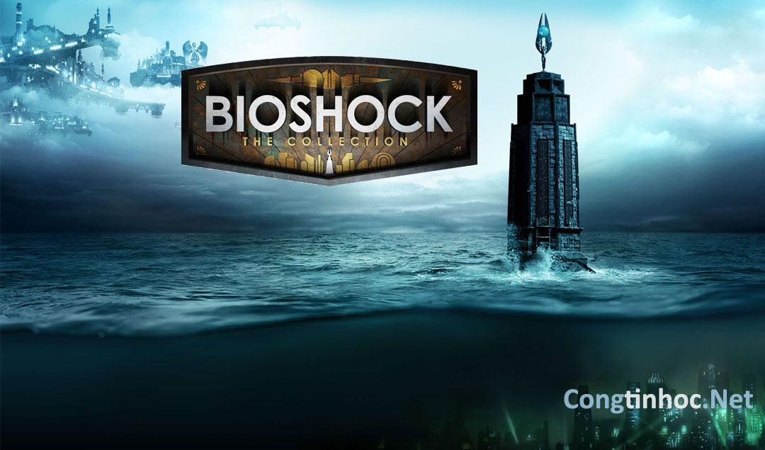 Download Game BioShock: The Collection Full Crack
