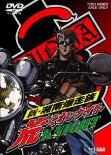 Shin Shounan Bakusouzoku Arakure Knight's Cover Image