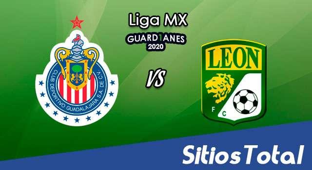 Chivas vs León en Vivo – Partido de Ida – Semifinales – Liga MX – Guardianes 2020 – Miércoles 2 de Diciembre del 2020
