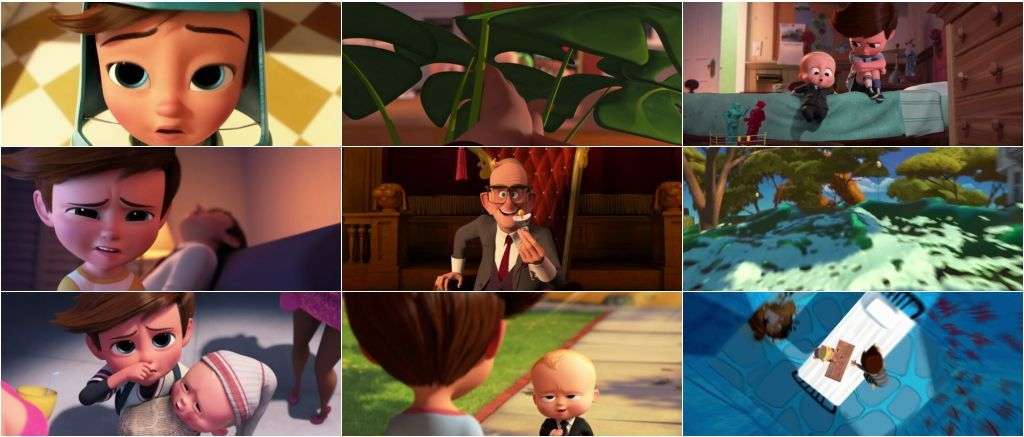 Download Free The Boss Baby 2017 Dual Audio Full Movie