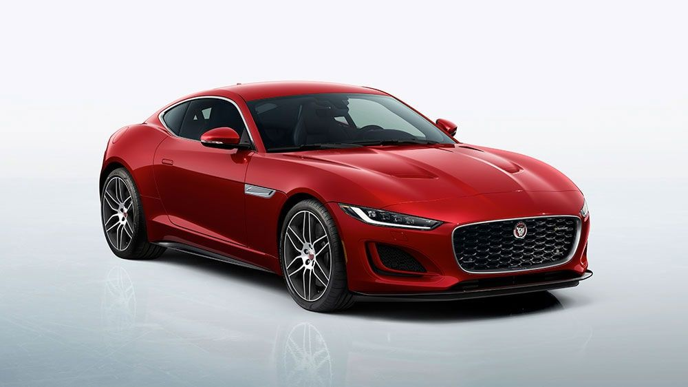 F-TYPE P450 R-Dynamic AWD Coupe