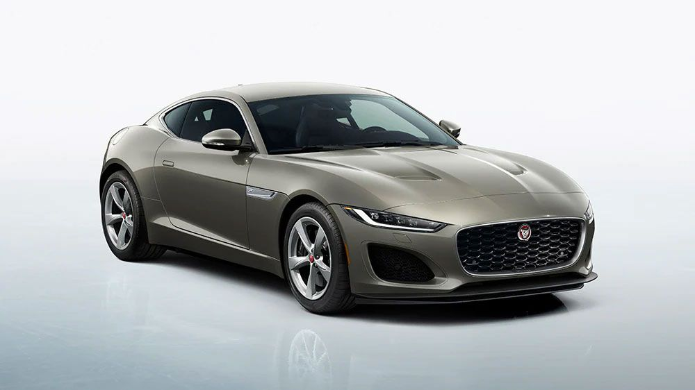F-TYPE P450 RWD Coupe