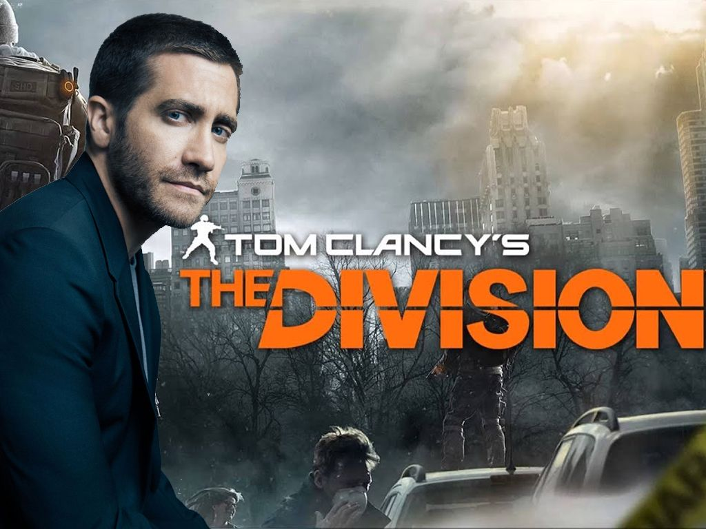 Jake Gyllenhaal Jessica Chastain The Division Netflix