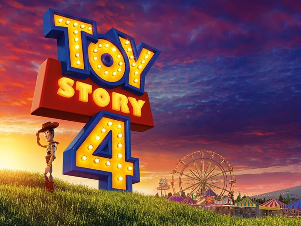 Toy Story 4 Quad Poster Πόστερ