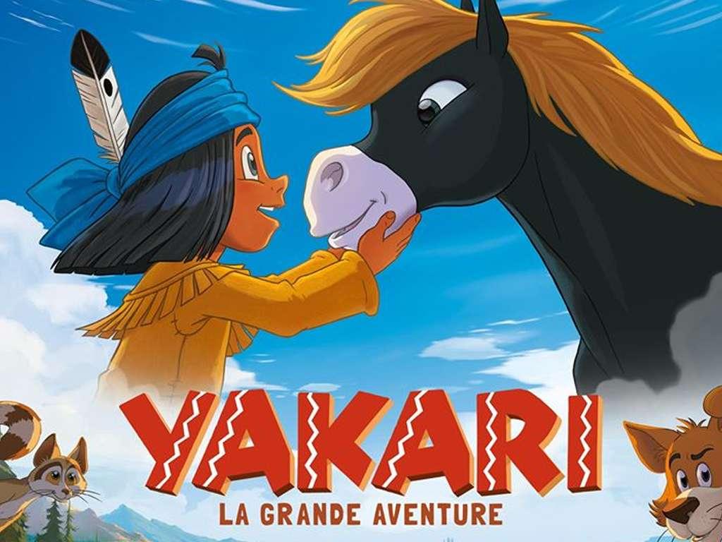 Γιακαρι Η Ταινία (Yakari, le film) Movie