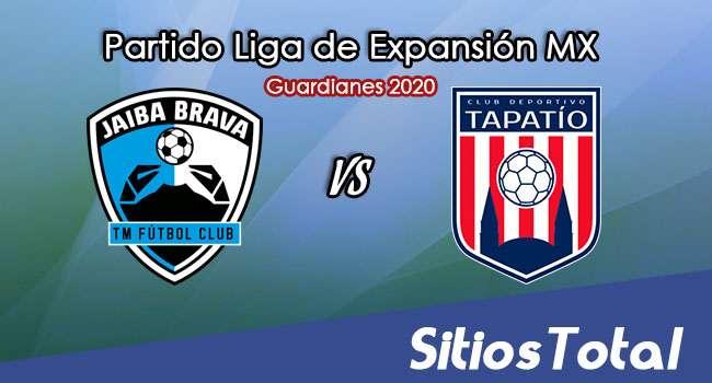 Tampico Madero vs Tapatío en Vivo – Liga de Expansión MX – Guardianes 2020 – Martes 24 de Noviembre del 2020