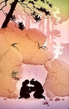 Kagee Mukashibanashi's Cover Image
