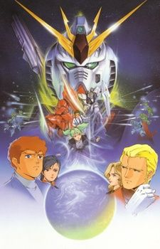 Mobile Suit Gundam: Char's Counterattack Cover Image