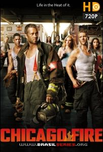 Chicago Fire 1ª Temporada WEB-DL 720p Dual Áudio