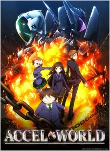 Accel World's Cover Image