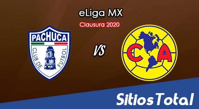 Pachuca vs América en Vivo – eLiga MX – Martes 2 de Junio del 2020