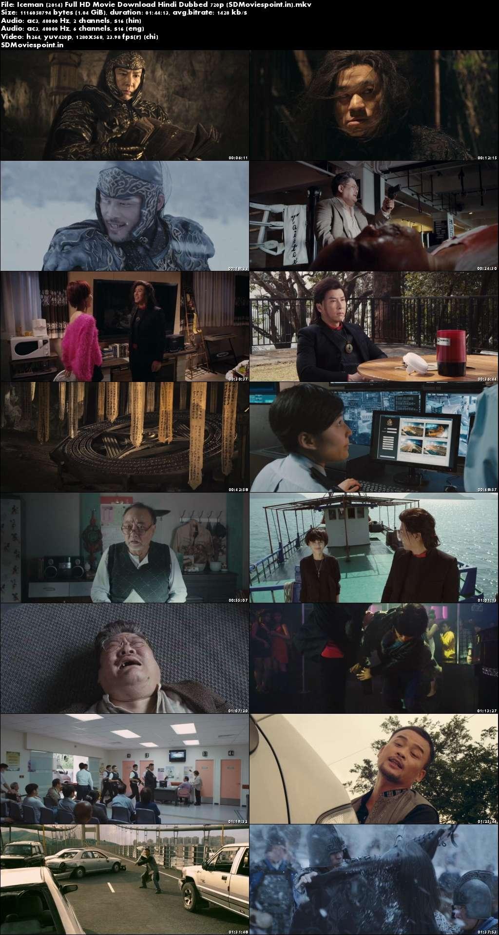 Screen Shot Iceman (2014) Full HD Movie Download Hindi Dubbed 720p