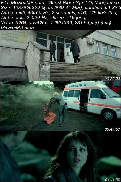 Ghost Rider Spirit Of Vengeance 2011 BRRip 720p Hindi English