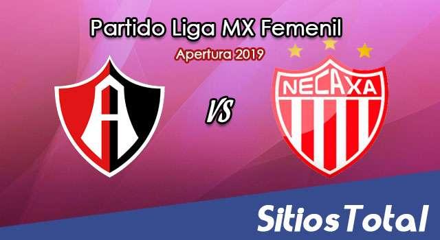 Ver Atlas vs Necaxa en Vivo – Liga MX Femenil – Apertura 2019 – Miércoles 21 de Agosto del 2019