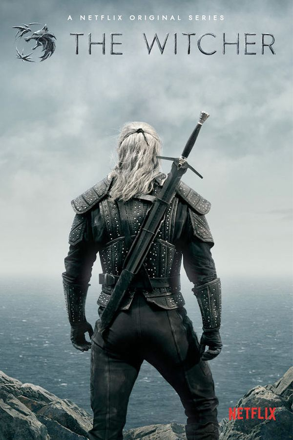 First Look The Witcher Poster