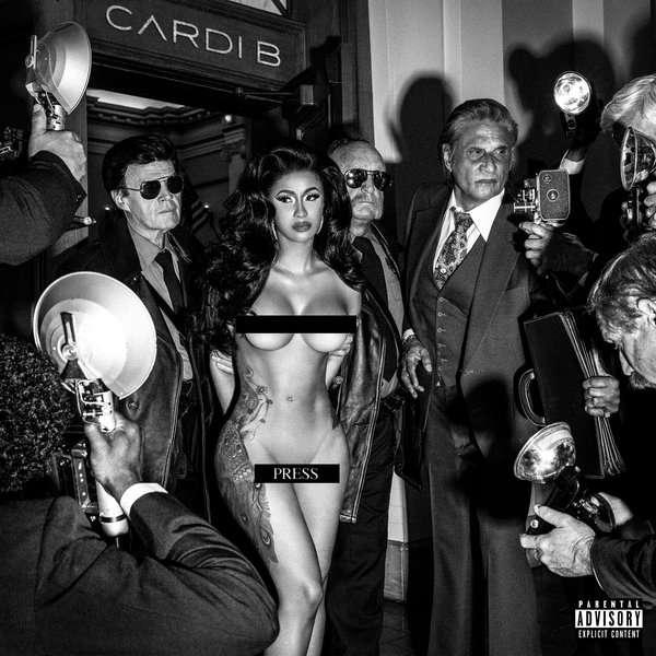Cardi B – Press