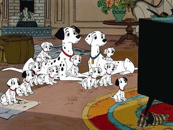 101 Chú Chó Đốm, 101 Dalmatians 1961