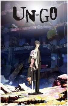 UN-GO's Cover Image