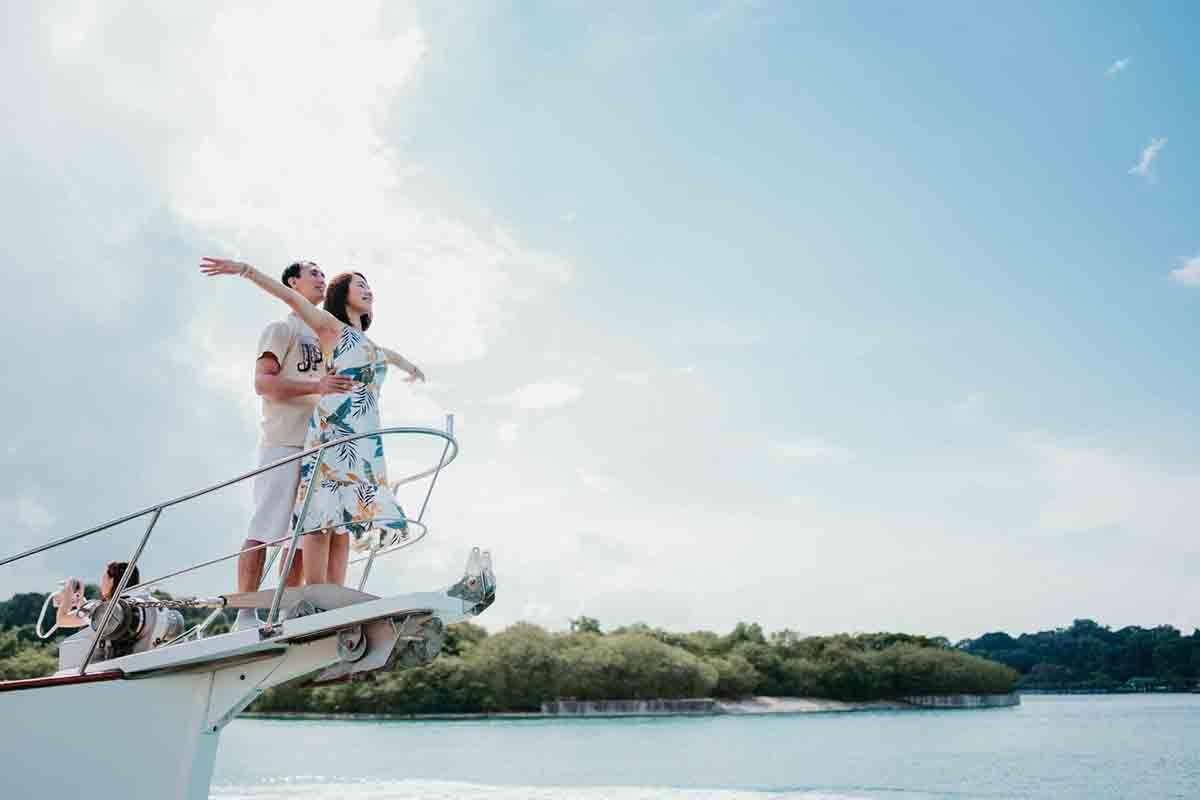 Yacht Rental Marina Keppel Bay Date Ideas Singapore