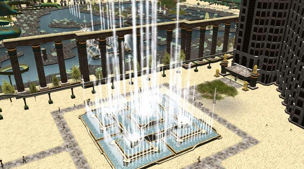 Image 07 - Parks, Scenarios, & Sandboxes - Scenario: Water World Resort