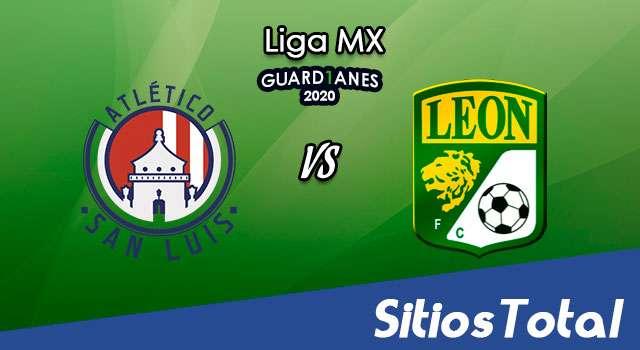 Atlético San Luis vs León en Vivo – Liga MX – Guardianes 2020 – Domingo 27 de Septiembre del 2020