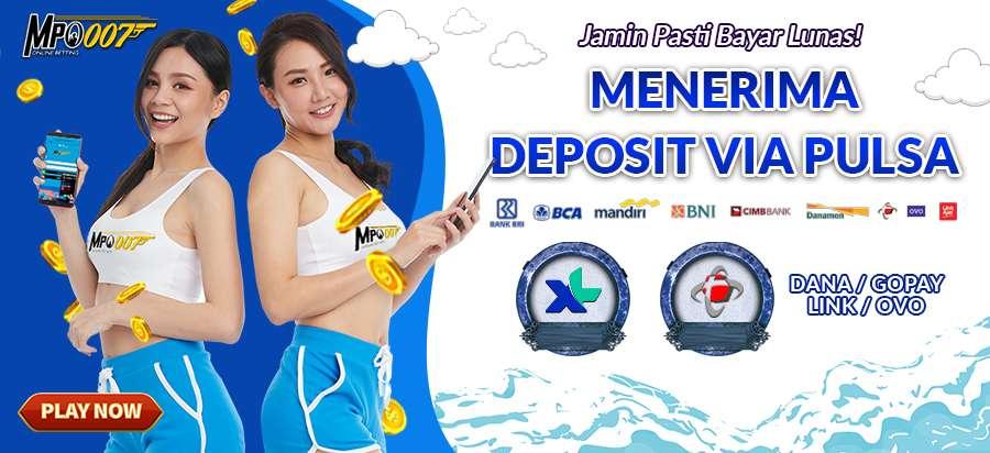 MPO007 Judi Online Deposit Pulsa