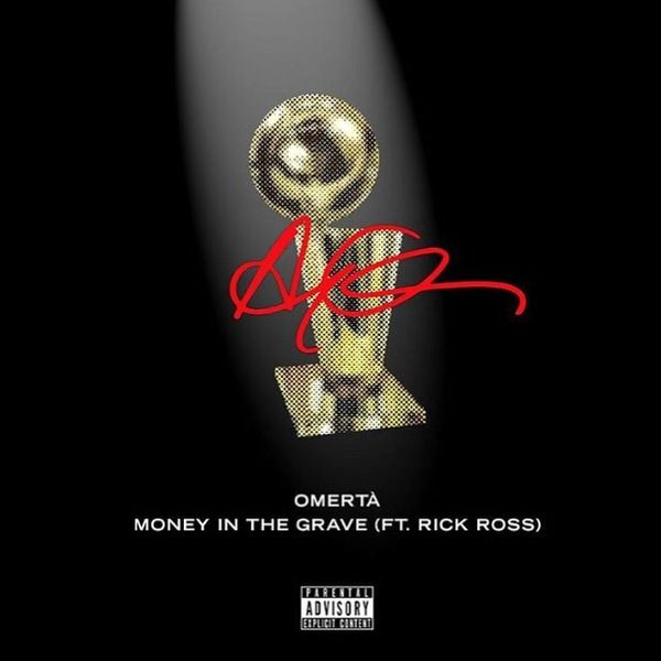 Drake Ft. Rick Ross – Money In The Grave