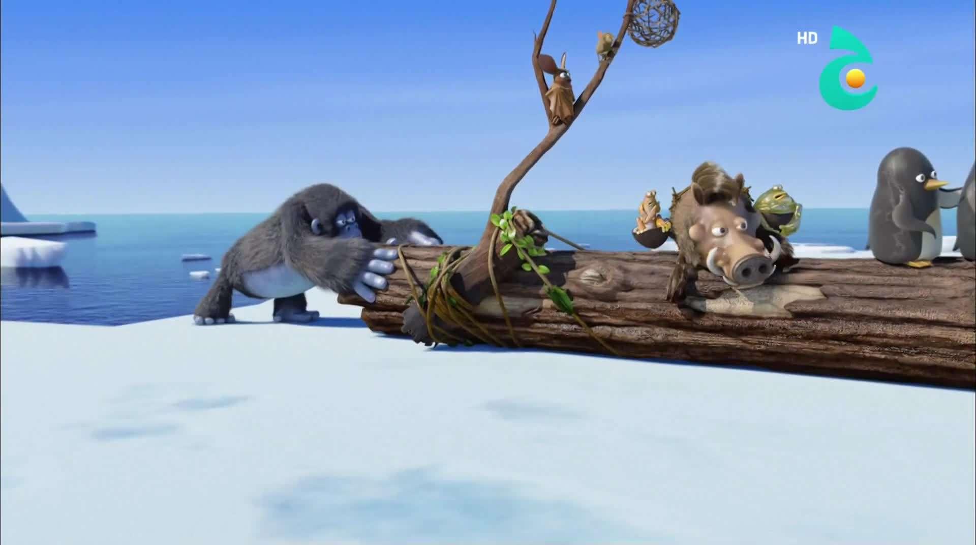 أسطورة النمر المحارب The Jungle Bunch (2011) HDTV 1080p تحميل تورنت 9 arabp2p.com