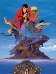 Lupin III: Dead or Alive's Cover Image