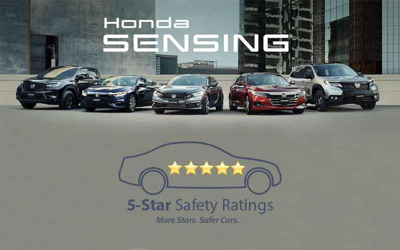 Honda Accord and Civic Shared Advantages