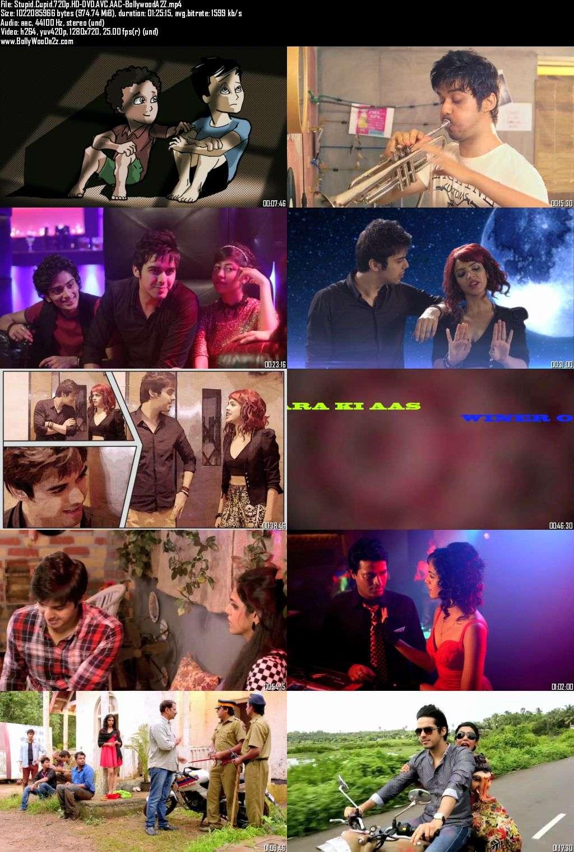 Stupid Cupid (2016) 720p - HD-DVDRip - AVC - AAC-Bollywooda2z