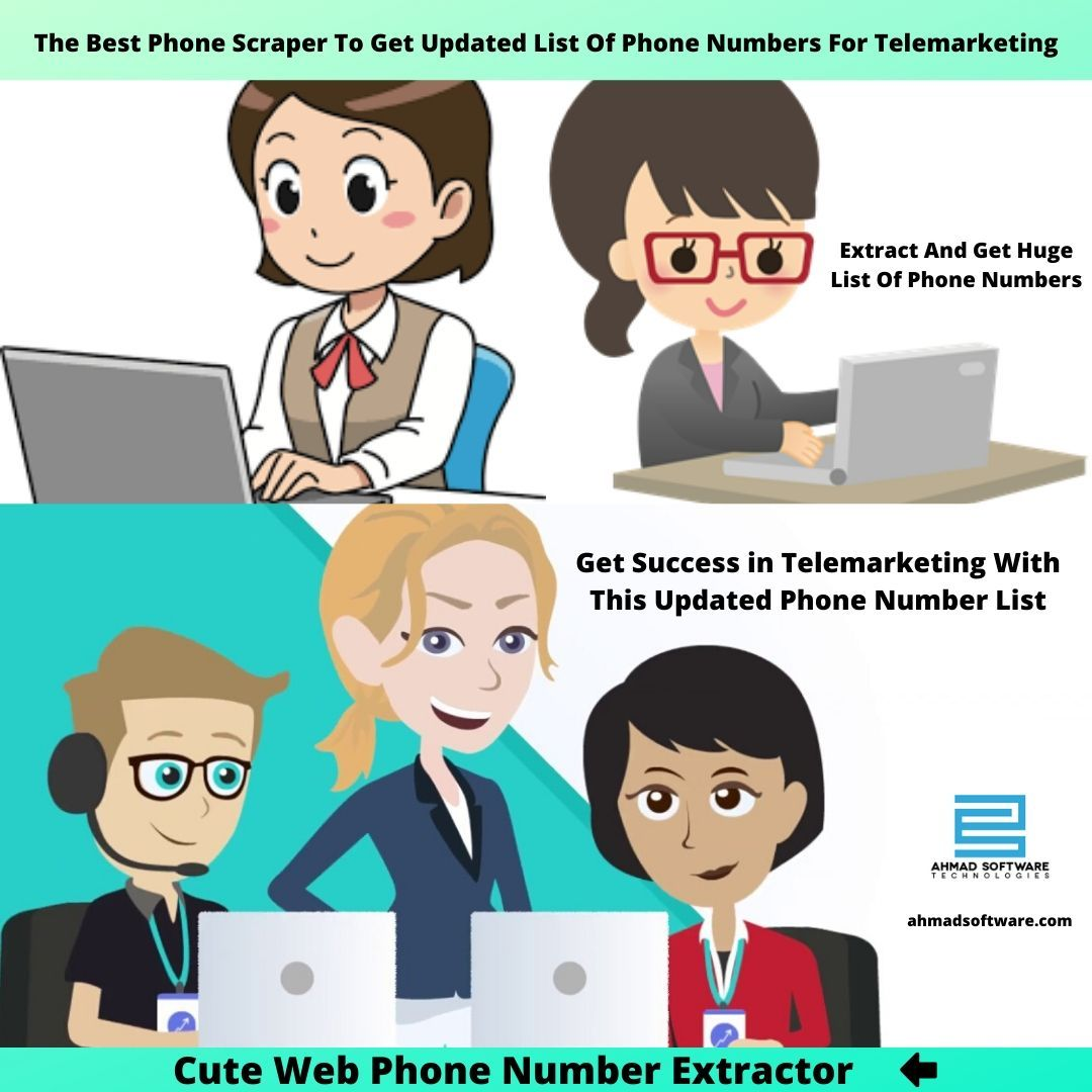 The Best Phone Scraper To Get Updated List Of Phone Numbers For Telemarketing