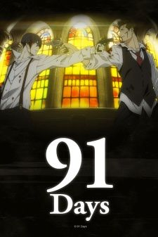 91 Days's Cover Image