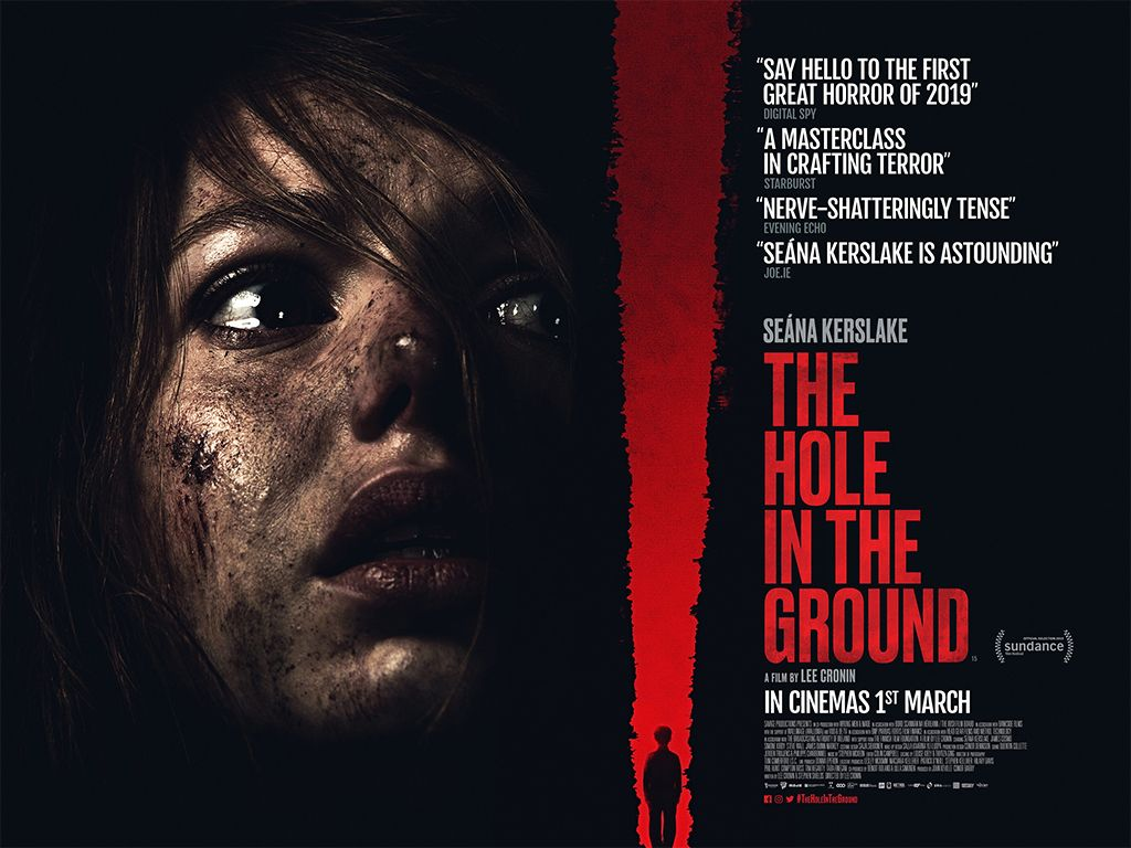 Η Τρύπα (The Hole In The Ground) Poster Πόστερ Wallpaper