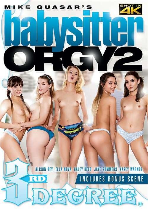Оргии Нянек 2   Babysitter Orgy 2